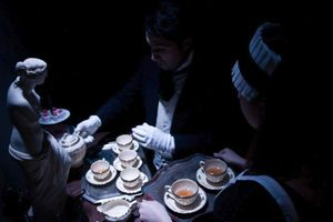 Πρόσκληση για «Τσάι στης κοντέσσας Περγκόλι»