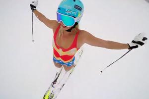 Το σκι στα καλύτερα του