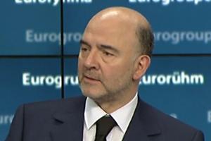 Μοσκοβισί: Χρειαζόμαστε την Ελλάδα στην Ευρωζώνη και η Ελλάδα το ευρώ