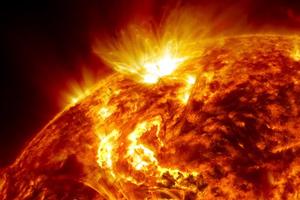 Οι εκρήξεις του ήλιου