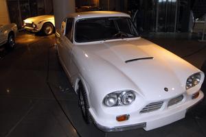 Ανανεώθηκε το Ελληνικό Μουσείου Αυτοκινήτου