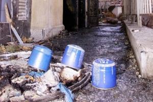 Έκρηξη από γκαζάκι σε εκκλησία στη Θεσσαλονίκη