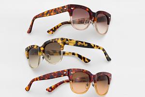 Νέα συλλογή γυαλιών ηλίου και οράσεως