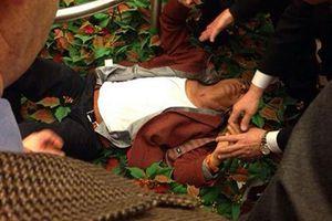 Τούρκοι βουλευτές έπαιξαν ξύλο με... σφυριά