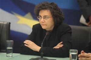 Την παρέμβαση της Δικαιοσύνης ζητά η Βαλαβάνη για τις καταγγελίες Αυγενάκη