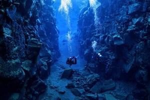 Ένα υποβρύχιο φαράγγι μεταξύ δύο ηπείρων