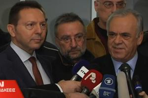 «Αν υπάρξει άρνηση στο Eurogroup, ο καθένας ας αναλάβει την ευθύνη του»