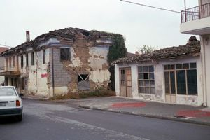 Προς κατεδάφιση το σπίτι του Μενέλαου Λουντέμη