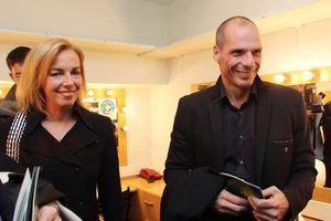 Ο Γιάννης Βαρουφάκης ψήφισε για Πρόεδρο και πήγε θέατρο