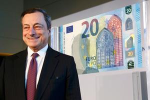 Αυτό είναι το νέο χαρτονομίσματα των 20 ευρώ