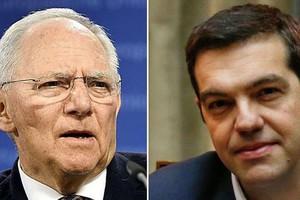 Γιατί ξαφνικά μυρίζει «μπαρούτι» από την κόντρα Τσίπρα - Σόιμπλε για το ΔΝΤ