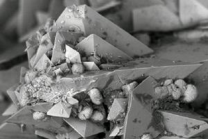 Έτσι μοιάζουν οι πέτρες στα νεφρά κάτω από το μικροσκόπιο