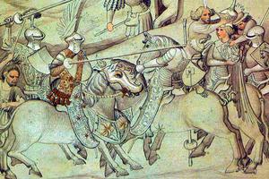 Ιδιαίτερα επικίνδυνα και βίαια μεσαιωνικά παιχνίδια