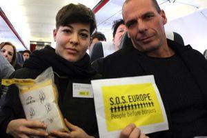 Το μήνυμα στήριξης του Βαρουφάκη στους μετανάστες