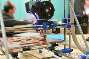 Γνωρίστε τη μαγεία των 3D εκτυπωτών