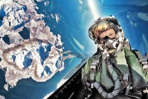 Οι πιλότοι βγάζουν τις καλύτερες selfies