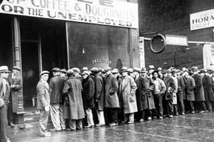 Ιστορικές οικονομικές καταρρεύσεις