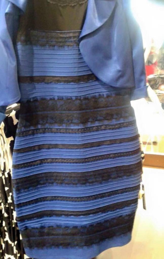 Το φόρεμα που έχει διχάσει το ίντερνετ - Xρυσό ή μαύρο;