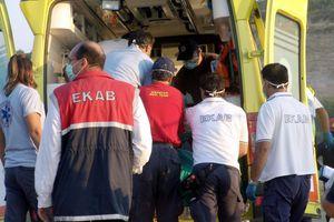 Αερομετακομιδή 23χρονου στο Ηράκλειο με σοβαρό πρόβλημα υγείας