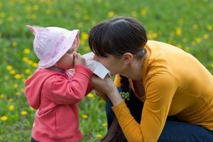 Αλλεργίες στα μωρά