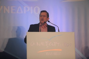 Νικολόπουλος: Προετοιμαζόμαστε πάντα για τον καιρό του πολέμου