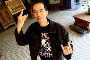 Ο… μεταλλάς πρόεδρος της Ινδονησίας
