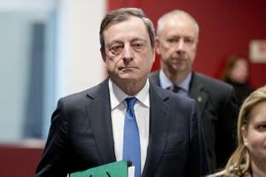 Ντράγκι: Επανεξέταση της νομισματικής πολιτικής τον Δεκέμβριο