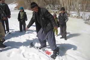 Καλώς ήρθατε στο πρώτο θέρετρο σκι του... Αφγανιστάν!