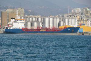 Ακυβέρνητο πλοίο στα Κύθηρα