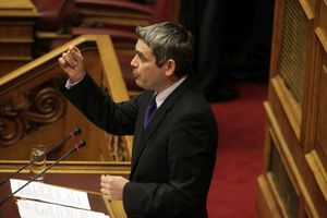 ΝΔ.: Η κυβέρνηση παρακολουθεί απαθής τη λεηλασία στη Νομική