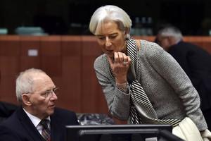 Τι είπε τελικά η Λαγκάρντ για το Grexit