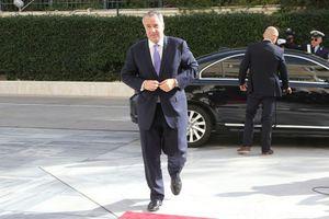 Στις Βρυξέλλες για το Συμβούλιο Υπουργών Γεωργίας της ΕΕ ο Μάκης Βορίδης