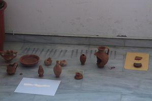 Μικρό αρχαιολογικό μουσείο σε σπίτι στα Χανιά
