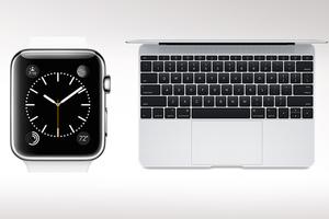 Η Apple φέρνει ένα νέο MacBook και το Apple Watch