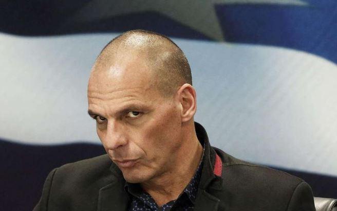 Bild: Πρέπει να... ξεβρακωθεί στο Eurogroup ο Βαρουφάκης