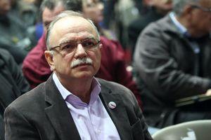 «Προσοχή» συνιστά ο Παπαδημούλης μετά τις δηλώσεις Μιχελογιαννάκη