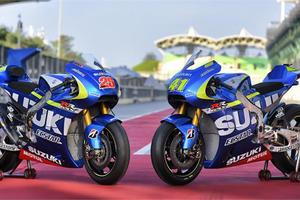 H ομάδα MotoGP της Suzuki βαφτίστηκε