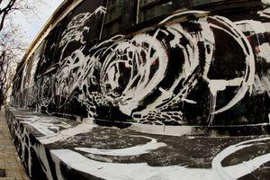 Δράσεις για καθαρισμό graffiti από τον Εμπορικό Σύλλογο Αθηνών