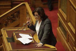 Φωτίου: Να φέρουμε τα σχολικά γεύματα στο εστιατόριο της Βουλής να φάνε οι βουλευτές