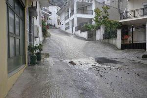 Επιδεινώνεται η κατάσταση με τις πλημμύρες στο νομό Σερρών