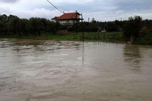 Κατολισθήσεις και πλημμύρες στη Βόρεια Ελλάδα