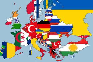 Ποια δεύτερη εθνικότητα ζει σε κάθε ευρωπαϊκή χώρα
