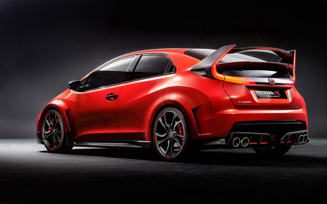 Το νέο Honda Civic Type R - 2015 Hond3