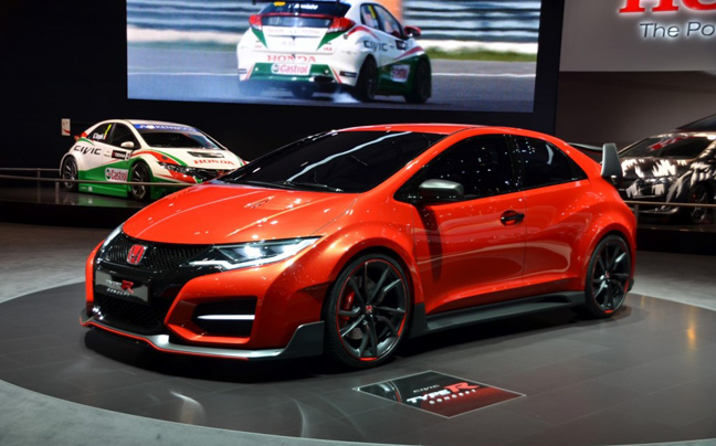Το νέο Honda Civic Type R - 2015 Hond4