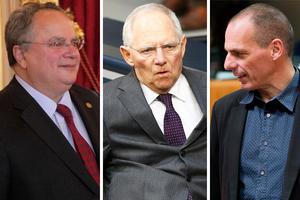 Διάβημα Αθήνας στη Γερμανία για την επίθεση Σόιμπλε σε Βαρουφάκη
