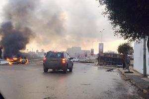 Τζιχαντιστές επιτέθηκαν σε αστυνομικό τμήμα στη Λιβύη