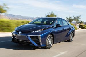 Το Toyota Mirai έρχεται στην Ευρώπη