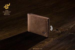 Το πορτοφόλι που σας ειδοποιεί όταν το ξεχνάτε