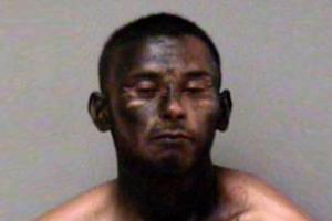 Έβαψε με σπρέι το πρόσωπό του για να διαφύγει από την αστυνομία