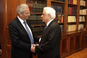 Παυλόπουλος: Αμέριστη στήριξη της Ελλάδας για το Κυπριακό